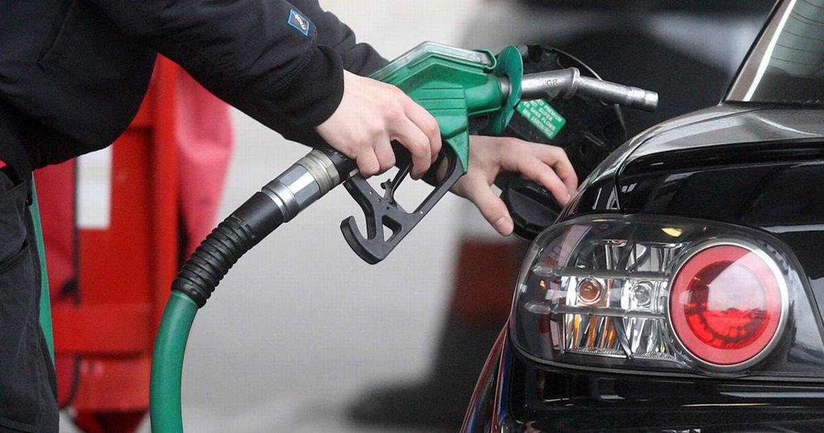 Petrol Pump VENZINADIKO EKO