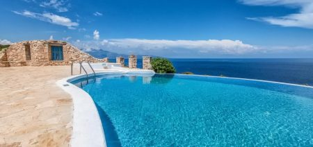 Blue Caves Villas perfect for relaxing holidays in Zante