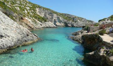 Porto Limnionas Agios Leon Beach