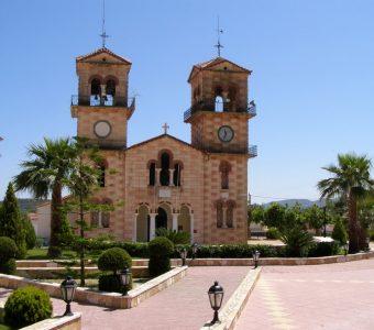 Church of Virgin Mary katastari