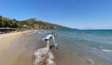 Porto Azzurro Beach